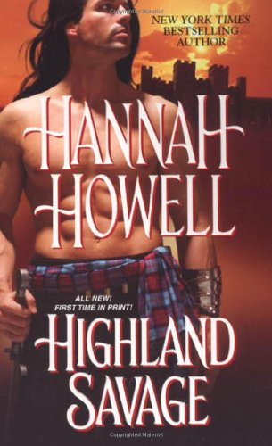 Highland Savage By Hannah Howell