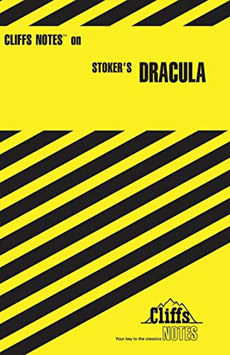 CliffsNotes on Stoker's Dracula by Samuel J. Umland