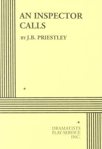 Inspector Calls, an (Acting Edition for Theater Productions) By J.B. Priestley