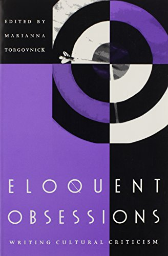 Eloquent Obsessions By Marianna Togovnick