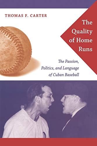The Quality of Home Runs By Thomas F. Carter