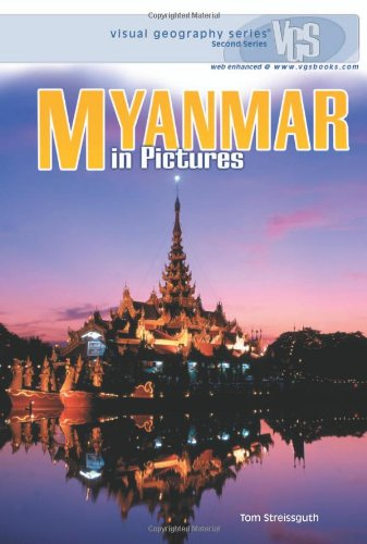 Myanmar in Pictures By Thomas Streissguth