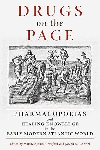 Drugs on the Page By Matthew James Crawford