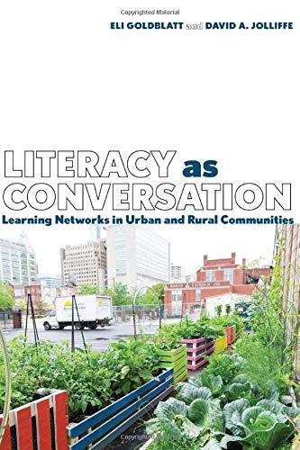 Literacy as Conversation By David A. Joliffe
