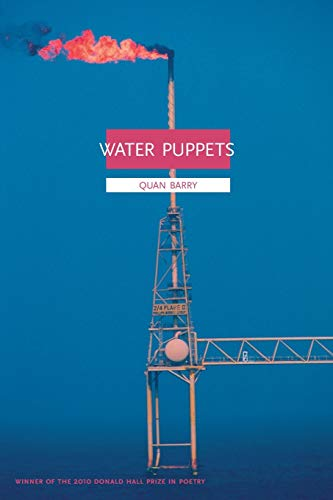 Water Puppets By Amy Quan Barry