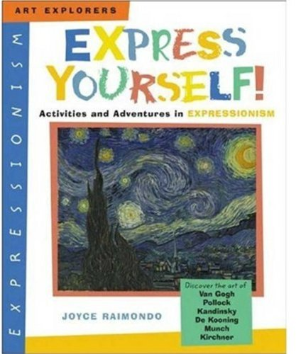 Express Yourself! By Joyce Raimondo