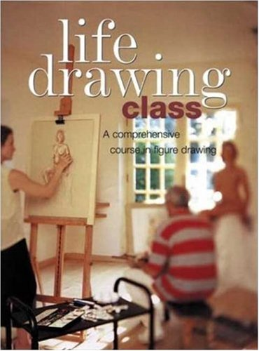 Life Drawing Class By Lucy Watson