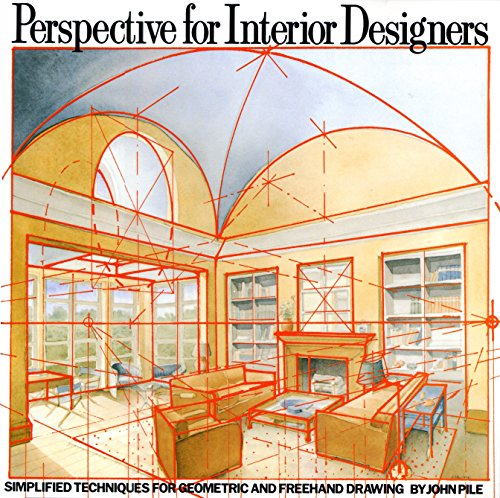 Perspective For Interior Design By John Pile World Of