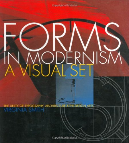 Forms in Modernism By Virginia Smith