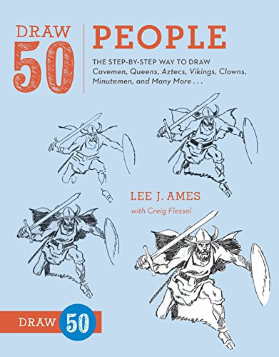 Draw 50 People By Creig Flessel
