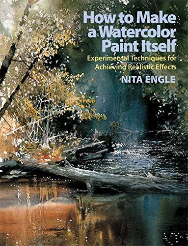 How To Make A Watercolor Paint Itself By Nita Engle