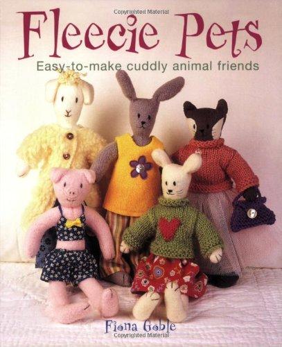 Fleecie Pets By Fiona Goble