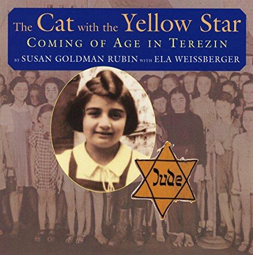 Cat with the Yellow Star P/B von Susan Goldman Rubin