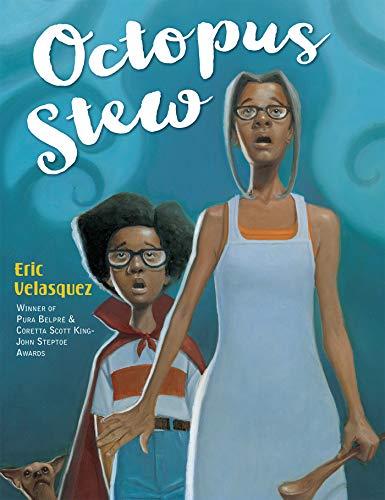 Octopus Stew By Eric Velasquez
