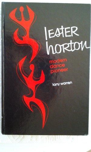 Lester Horton By Larry Warren