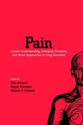 Pain By Edited by Chas Bountra