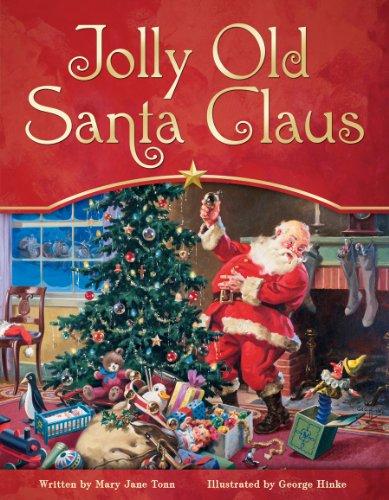 Jolly Old Santa Claus By Maryjane Hooper Tonn