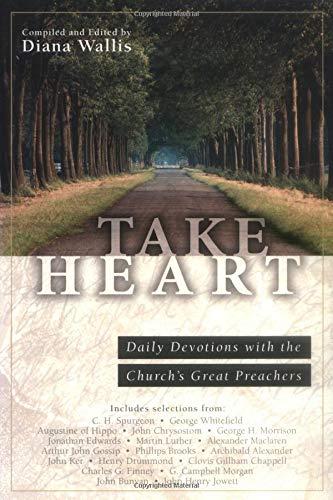 Take Heart***op*** By Diana Wallis