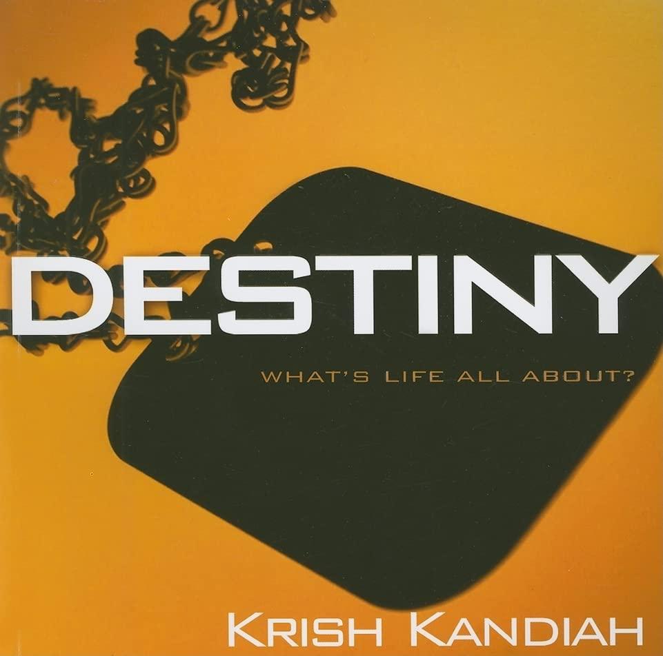 Destiny By Krish Kandiah
