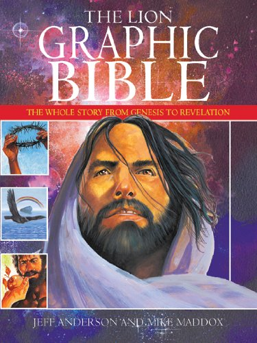 The Lion Graphic Bible By Jeff Anderson