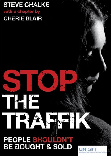 Stop the Traffik By Cherie Blair