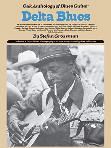 Delta Blues By Stefan Grossman
