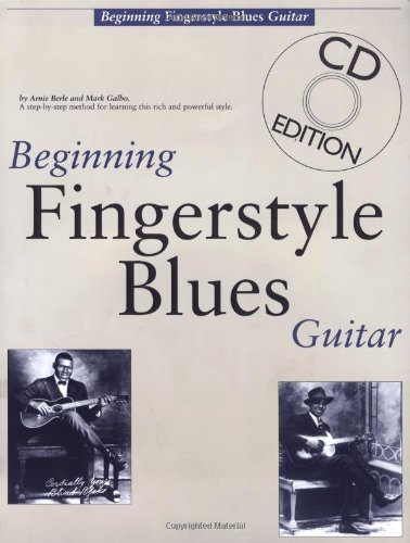 Beginning Fingerstyle Blues Guitar By Arnie Berle