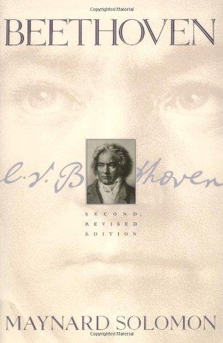 Beethoven By Maynard Solomon