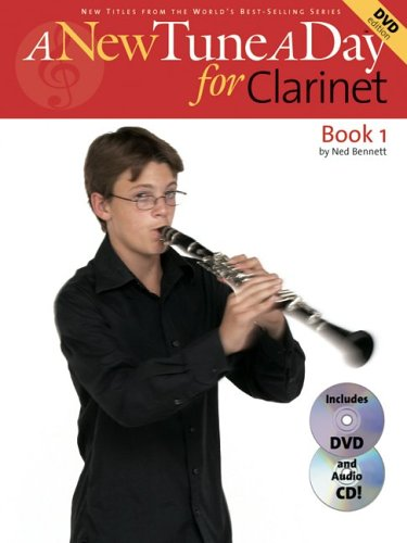 For Clarinet Book 1 (New Tune a Day) By Ned Bennett