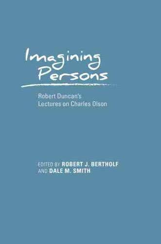 Imagining Persons By Robert J. Bertholf
