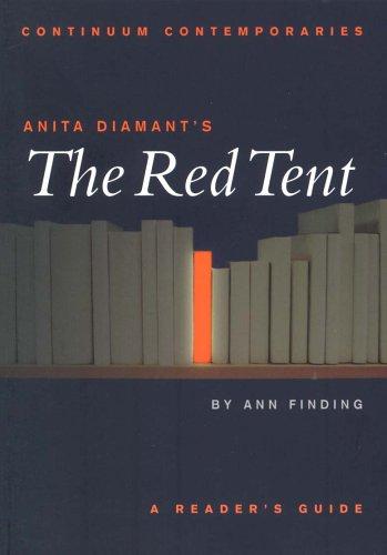 "Anita Diamant's ""The Red Tent"" par Ann Finding"