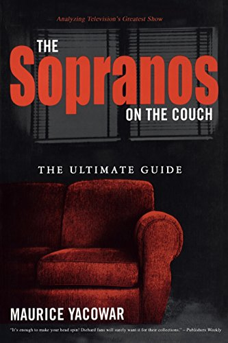 """The """"Sopranos"""" on the Couch By Maurice Yacowar"""