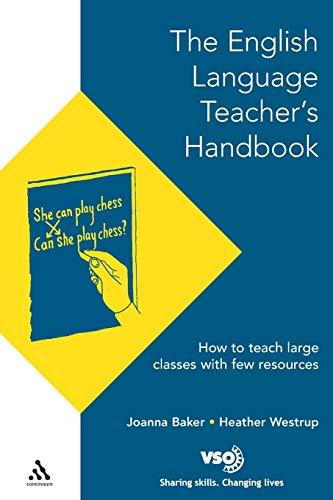 The English Language Teacher's Handbook By Voluntary Service Overseas