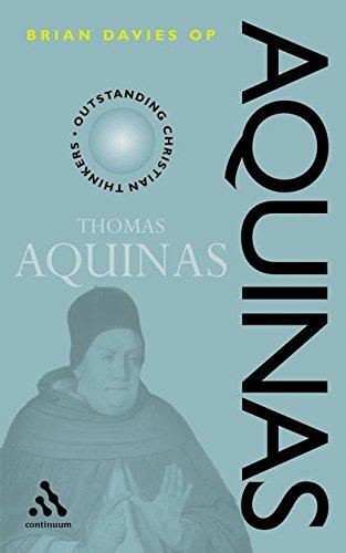 Aquinas By Brian Davies