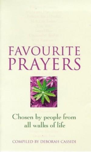 Favourite Prayers By Deborah Cassidi