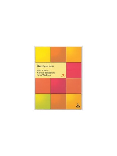 Business Law By Keith Abbott
