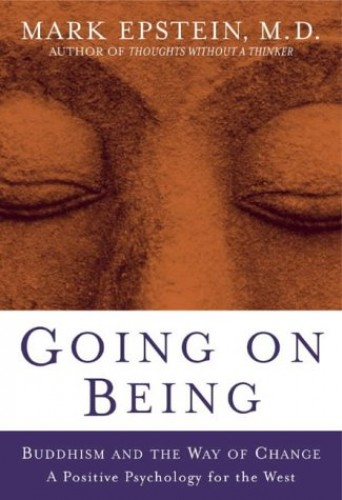 Going on Being (Bookclub Pb) By Epstein