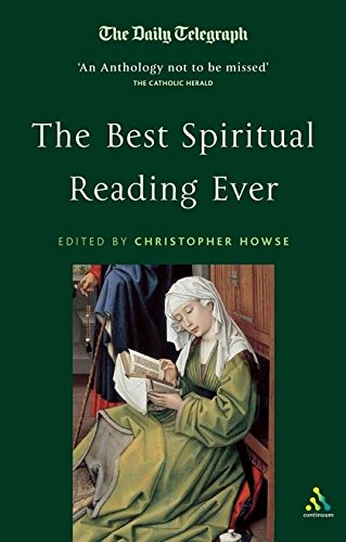 The Best Spiritual Reading Ever By Christopher Howse