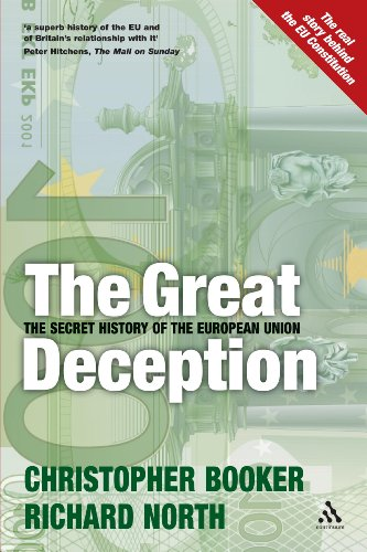 The Great Deception By Christopher Booker