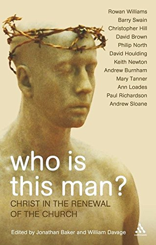 Who is This Man? By Jonathan Baker (Dr.)