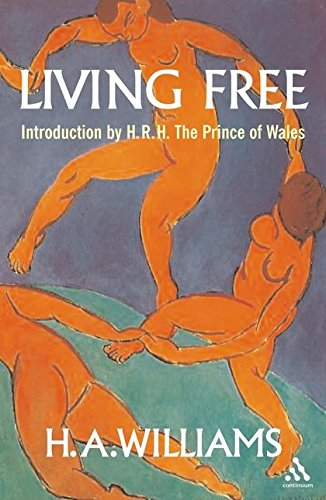 Living Free By H.A. Williams