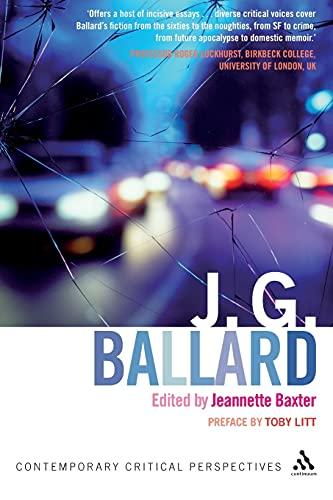 J.G.Ballard By Jeannette Baxter