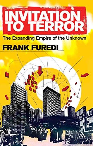 Invitation to Terror By Frank Furedi