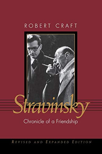 Stravinsky By Robert Craft
