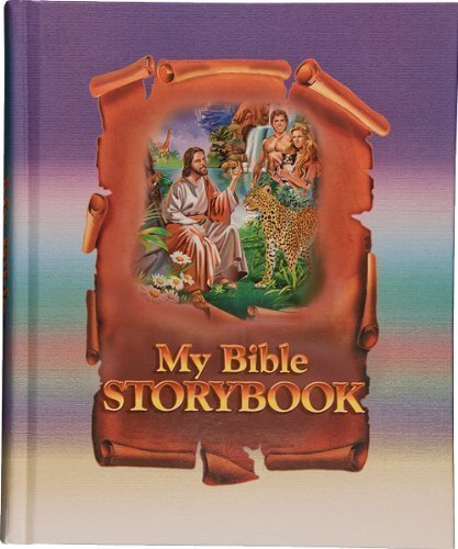 My Bible Storybook By Charlotte F. Lessa