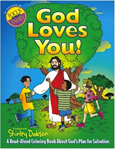 God Loves You! By Shirley Dobson
