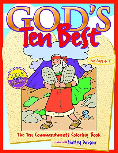 God's Ten Best By Shirley Dobson