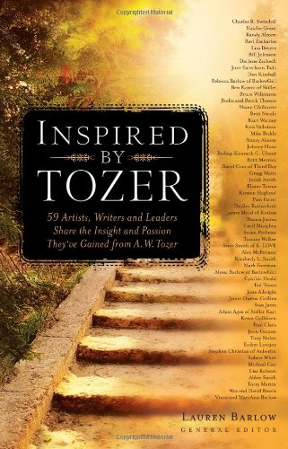 Inspired by Tozer By Edited by Lauren Barlow