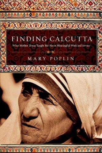 Finding Calcutta By Mary Poplin