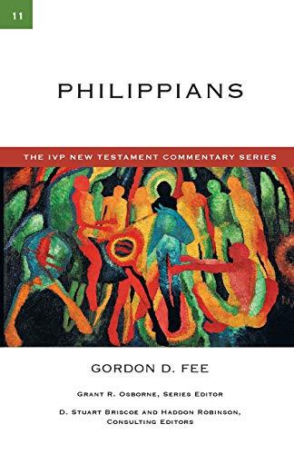 Philippians By Dr Gordon D Fee